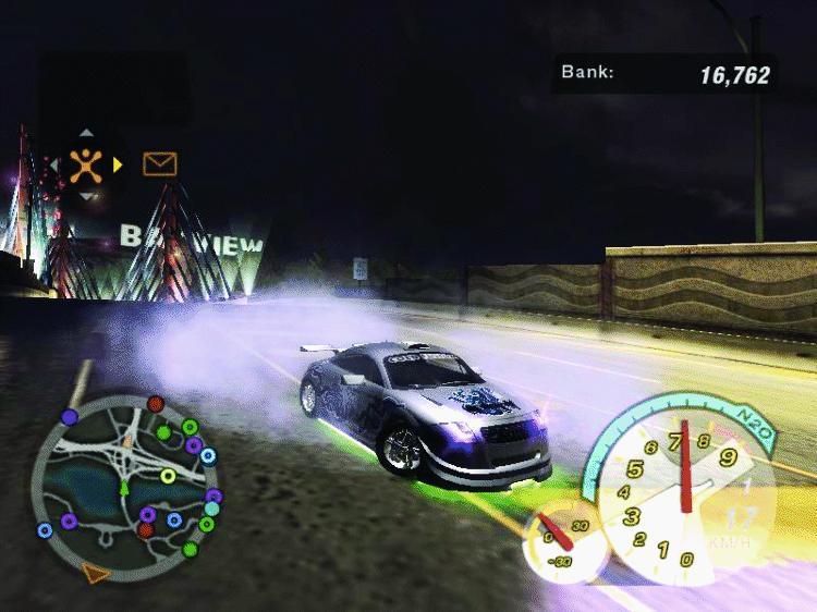 Need for speed underground 2 как сделать деньги