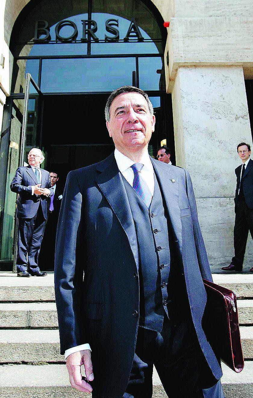 Condanna insider trading italia