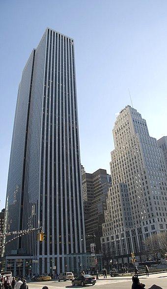New york 3 miliardi per il grattacielo gm for Appartamento grattacielo new york