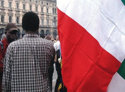 """""""Permesso a punti per gli immigrati"""" - IlGiornale.it"""