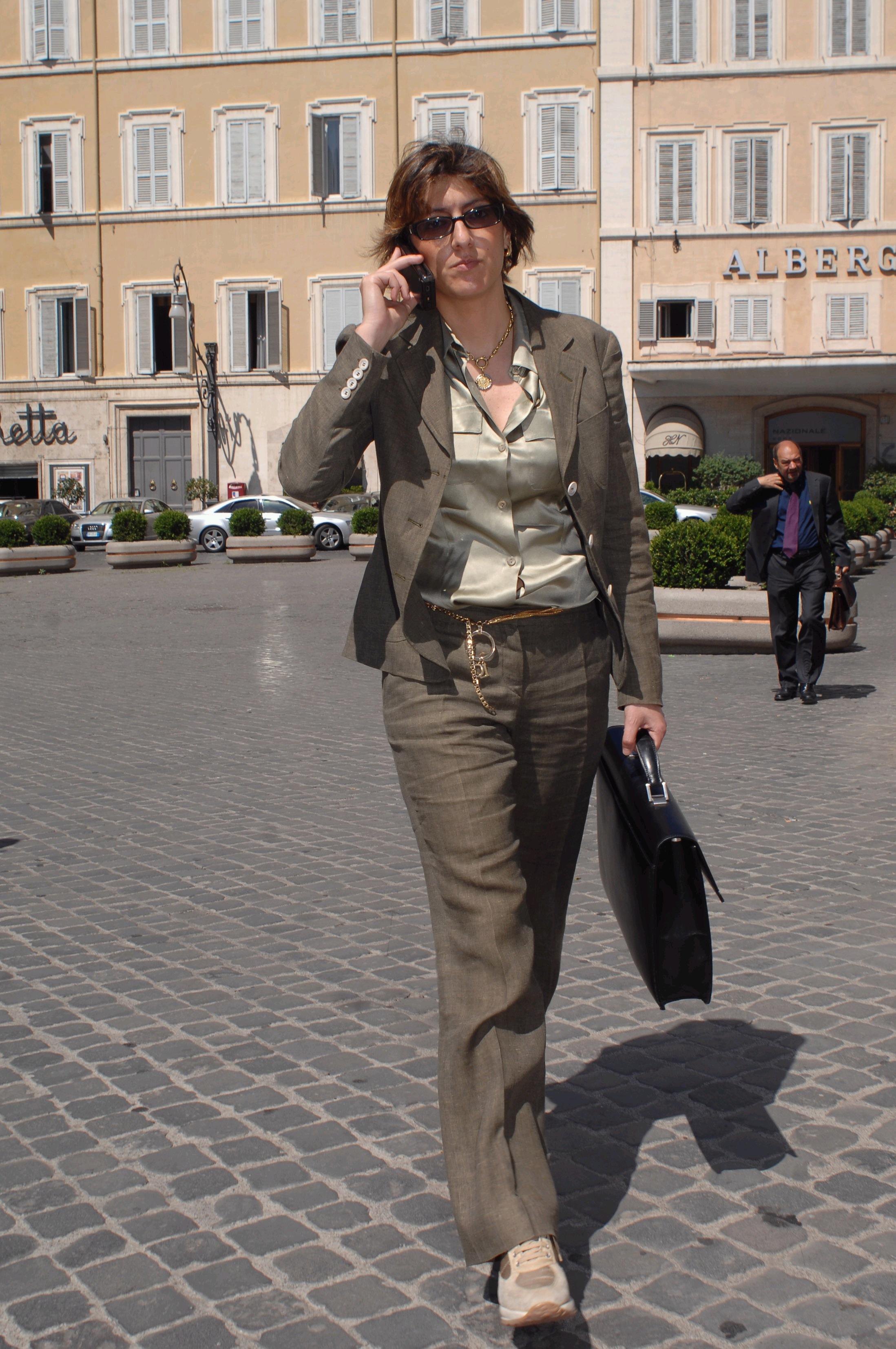 """Giulia Bongiorno contro Domenica In: """"Esclusa dal programma perché voto No"""""""