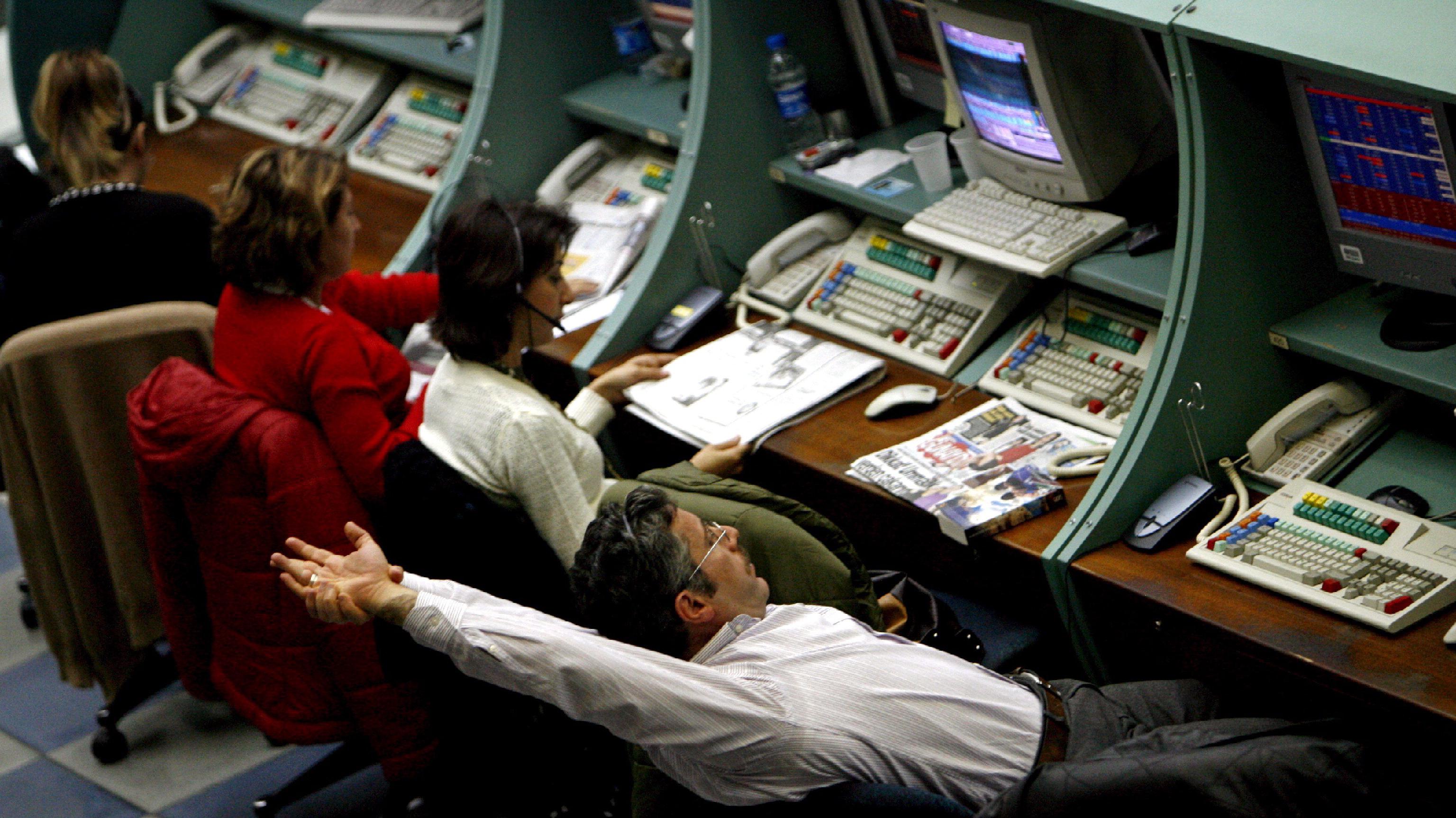 e1c49089b3 Borse Ue in profondo rosso: venerdì nero - IlGiornale.it