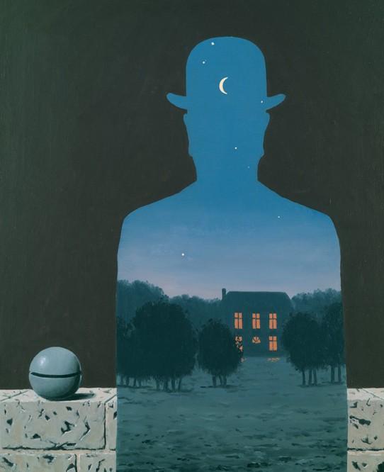Magritte e la magica razionalit del mistero - Magritte uomo allo specchio ...