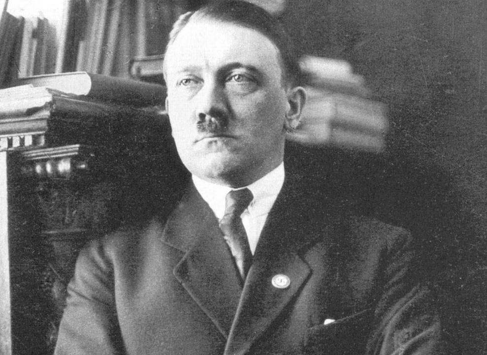 Hitler pazzo per lo zio tom e bokassa divorava biografie ilgiornale.it