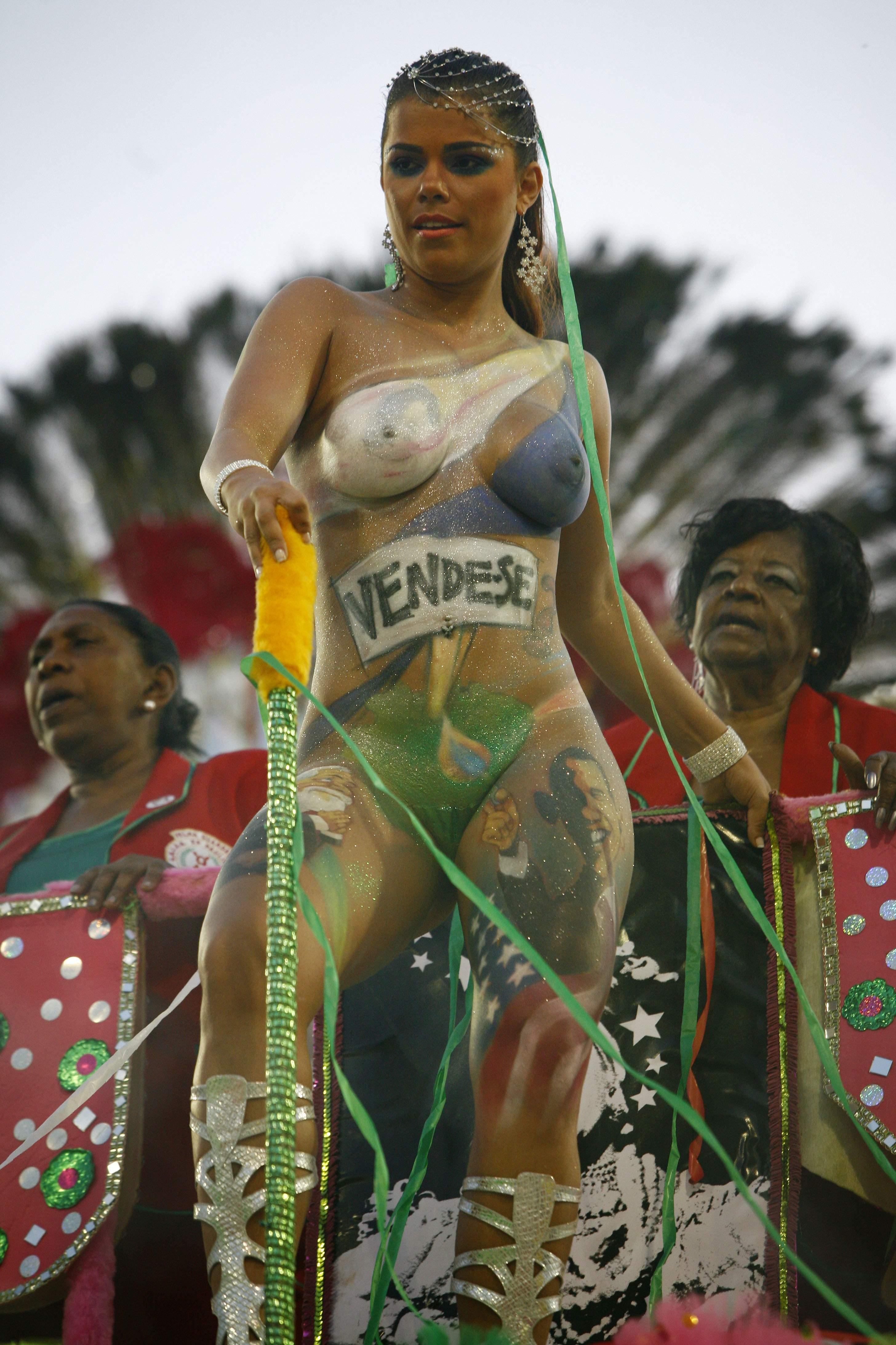 Carnival rio de janeiro nude beach all