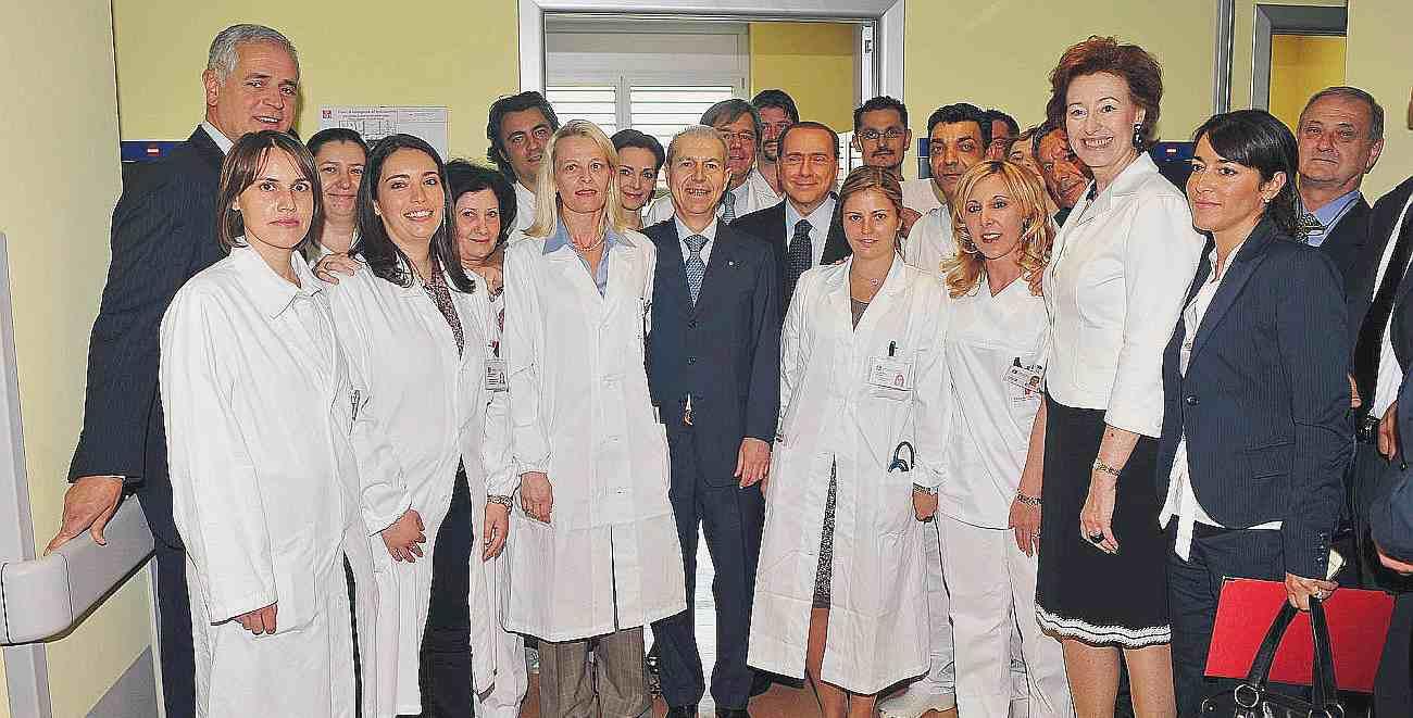 Nuovo policlinico san donato cardiochirurgia all for Arredamenti ballabio san donato milanese
