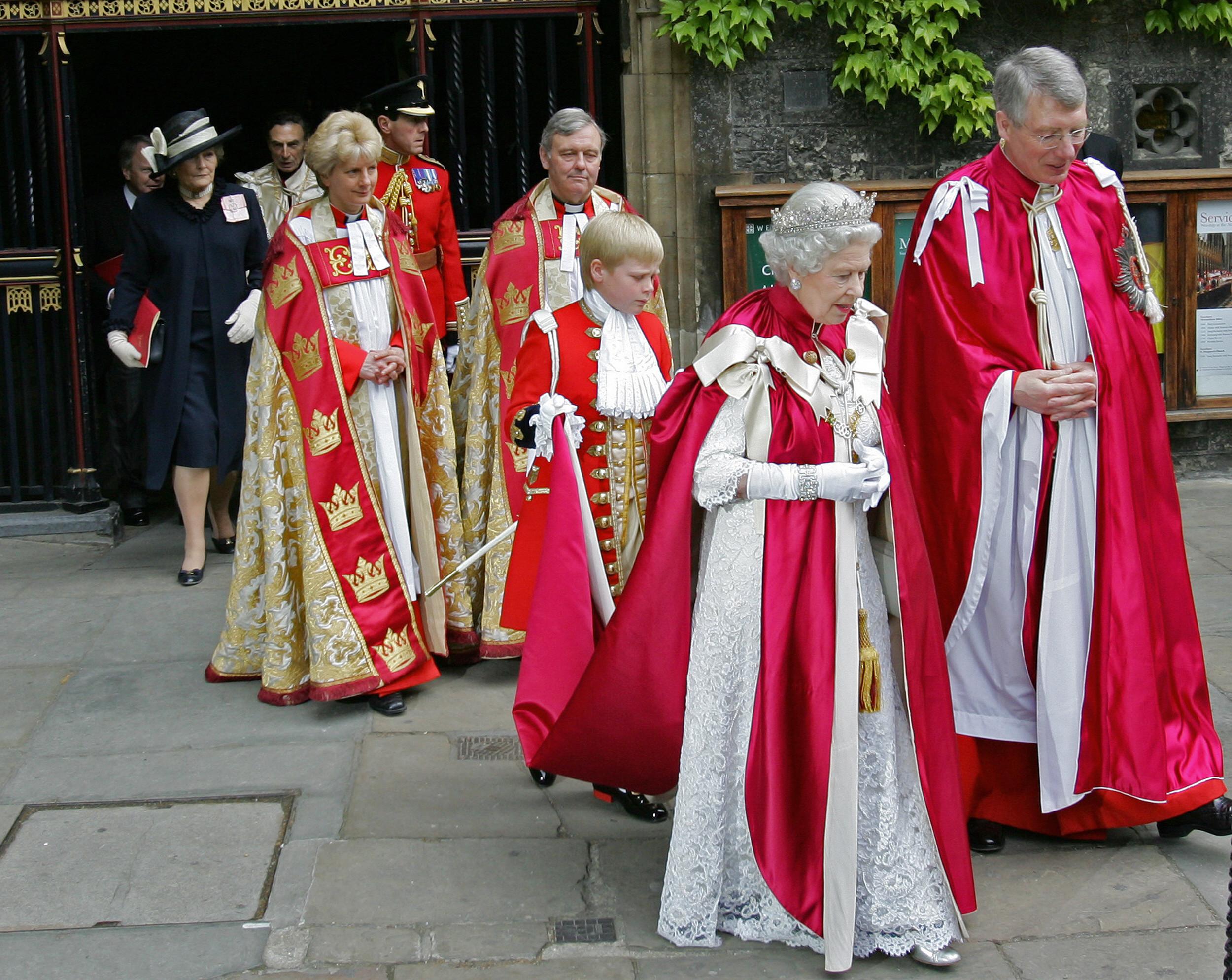 Terremoto Nella Chiesa Anglicana Elisabetta Sostiene Il