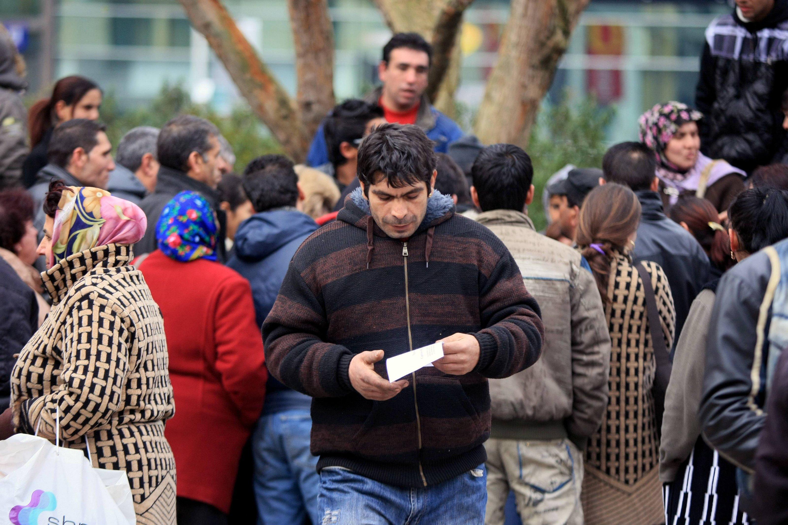 Immigrati, ecco il permesso di soggiorno a punti ...