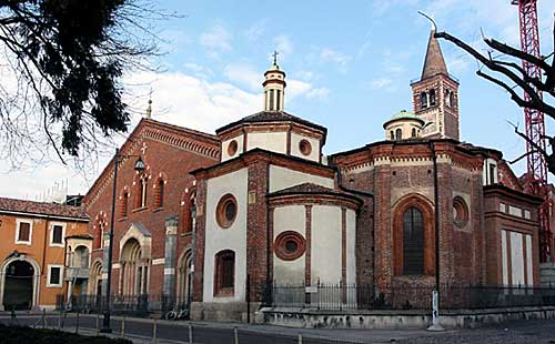 Haendel per benificenza a sant 39 eustorgio for Piazza sant eustorgio