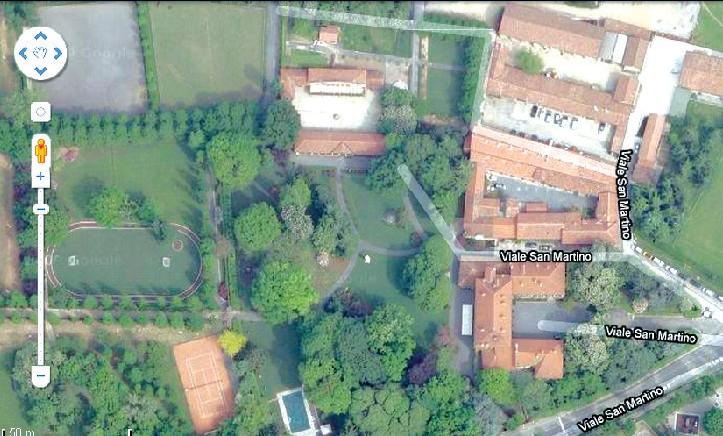 Interni Di Villa San Martino : Pm lassalto giudiziario hanno usato il satellite pur di spiare