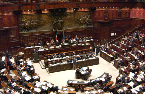 La camera dei deputati risponde alle accuse di spider for Rassegna stampa camera deputati