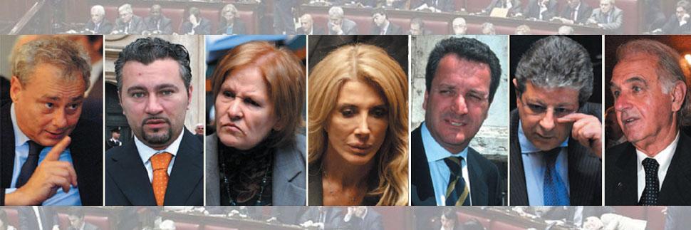 Ecco chi sono i giuda che hanno pugnalato il governo alla for Quanti sono i deputati alla camera