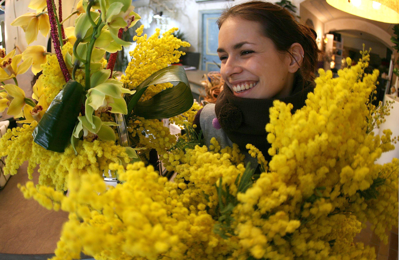 Ecco perché la mimosa simboleggia la donna ec3e906e552c