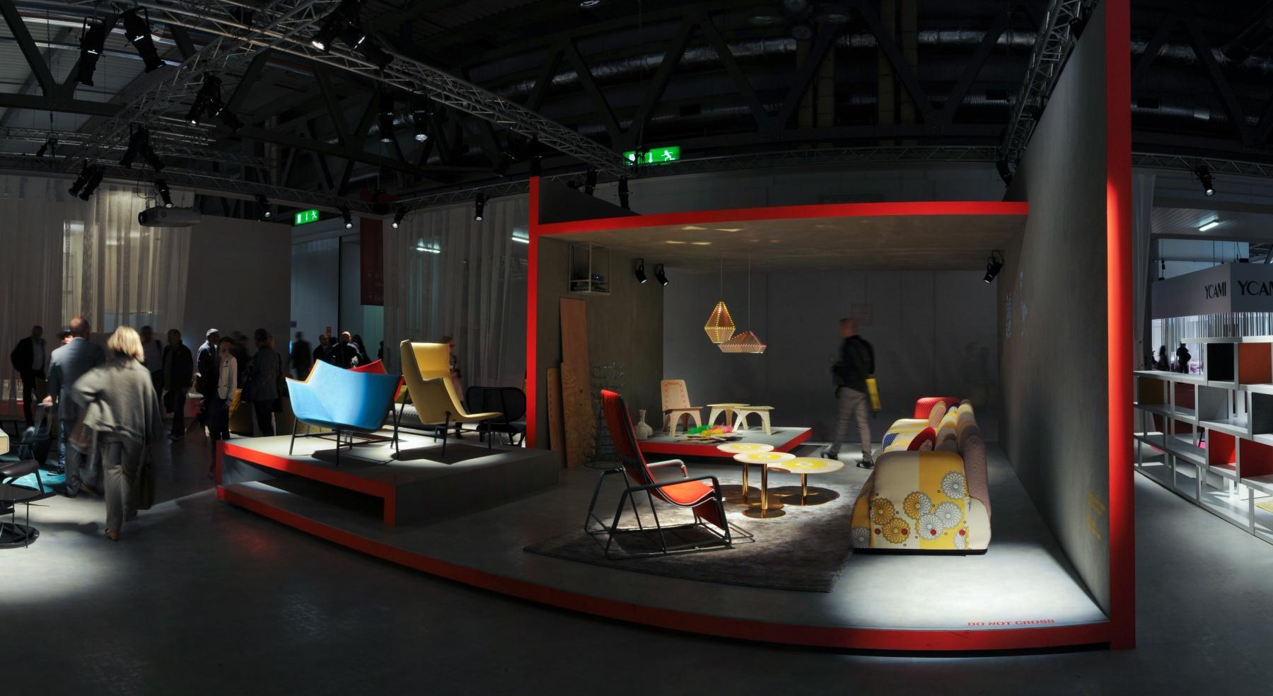 I saloni dal mobile alla cucina a milano va in scena for Settimana design milano