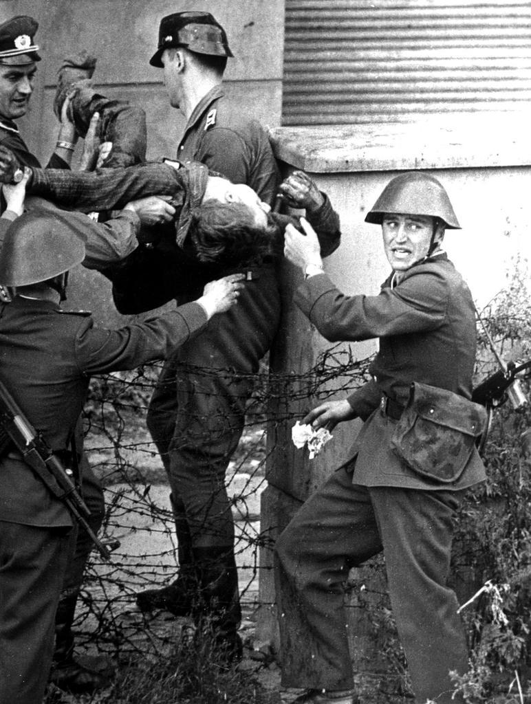 east german escapes