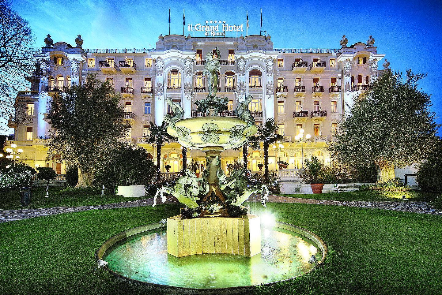 Milano Marittima Grand Hotel