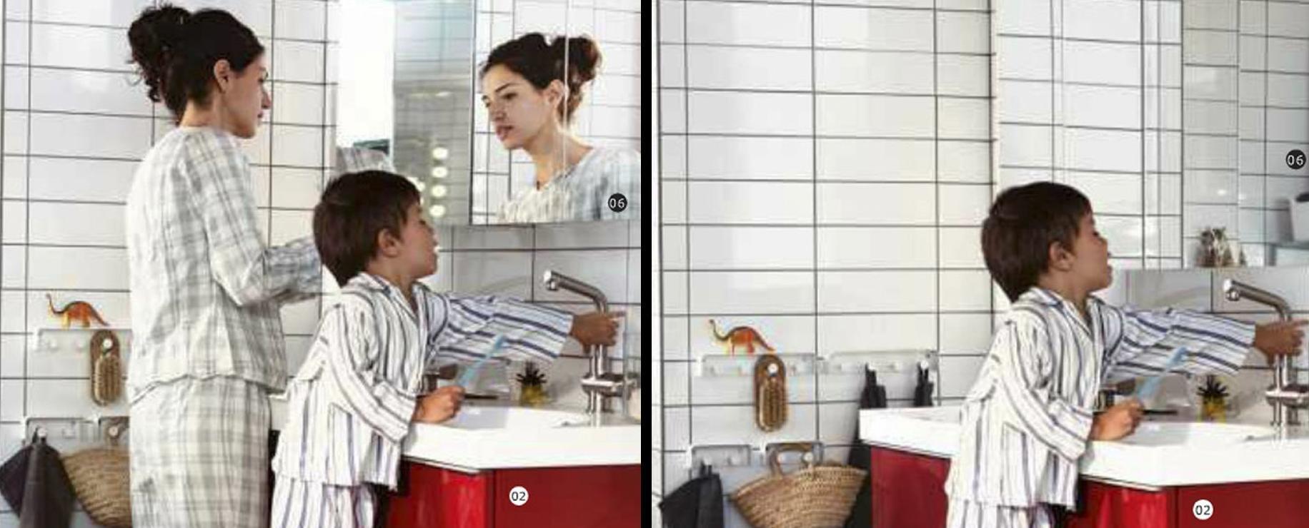 Ikea censura le pubblicità dal catalogo in medio oriente