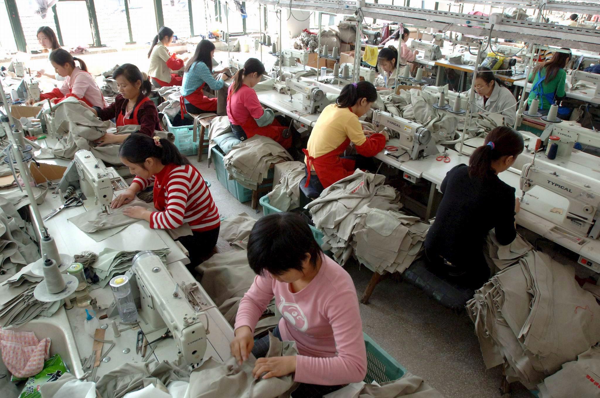Aziende tessili cinesi prato
