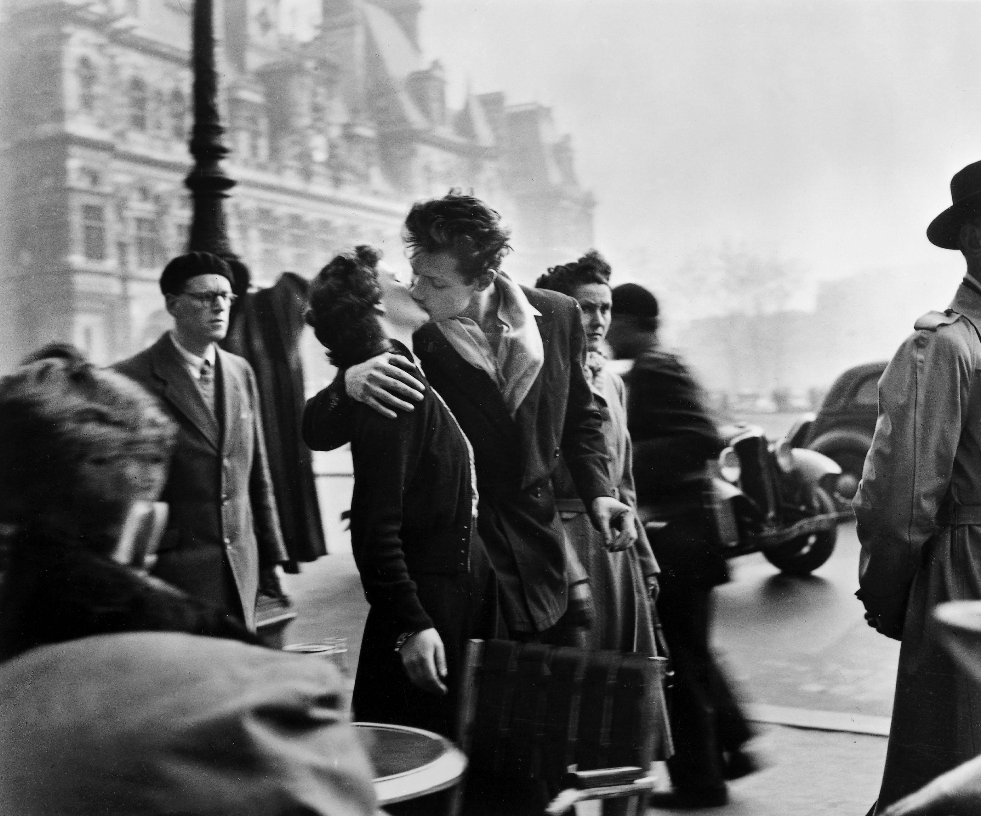 Parigi in bianco e nero negli scatti di doisneau for Foto alta definizione bianco e nero