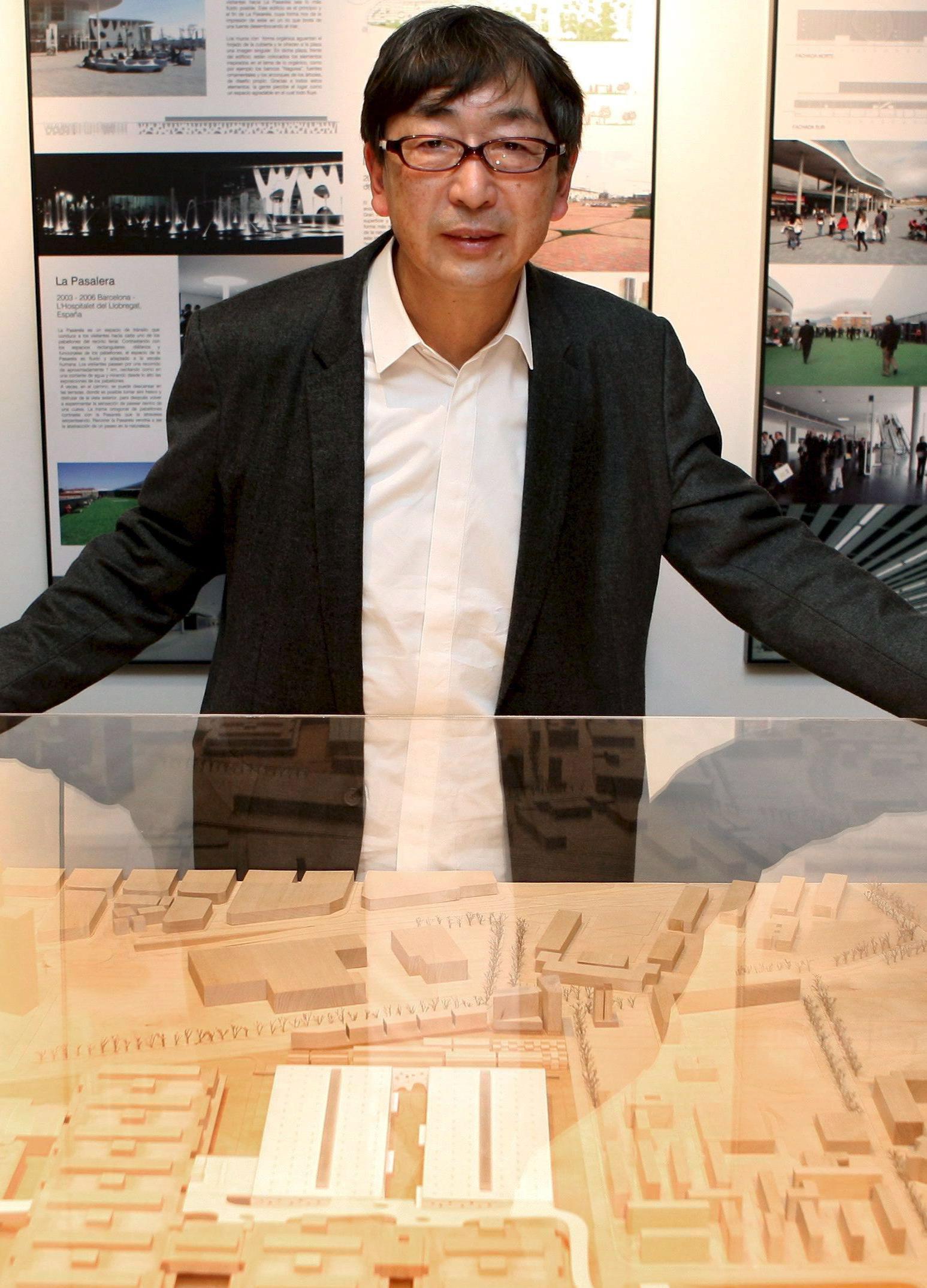 A toyo ito il pritzker prize per la mediateca anti for Architetto giapponese
