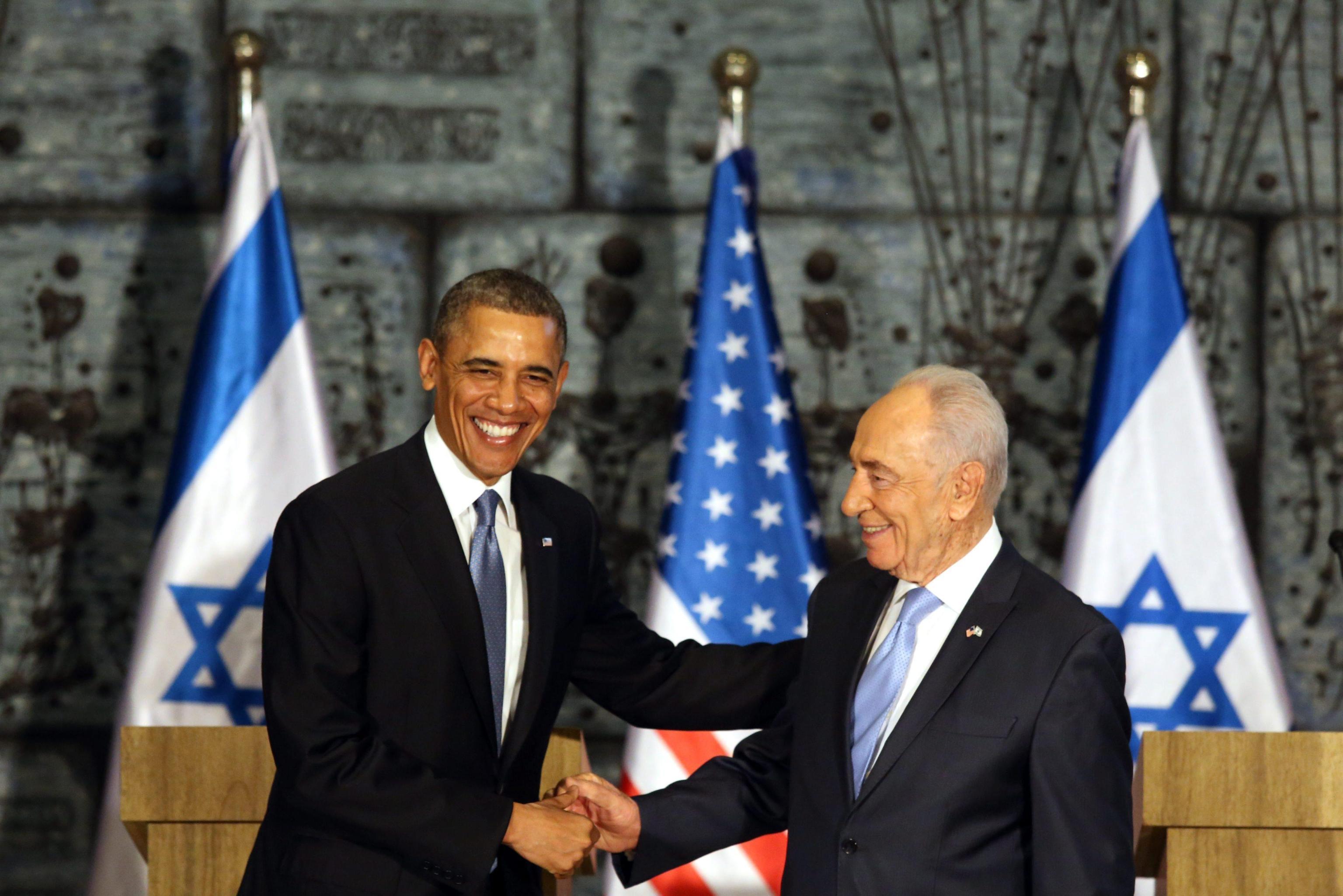L'ex presidente Shimon Peres ricoverato in Israele per un ictus