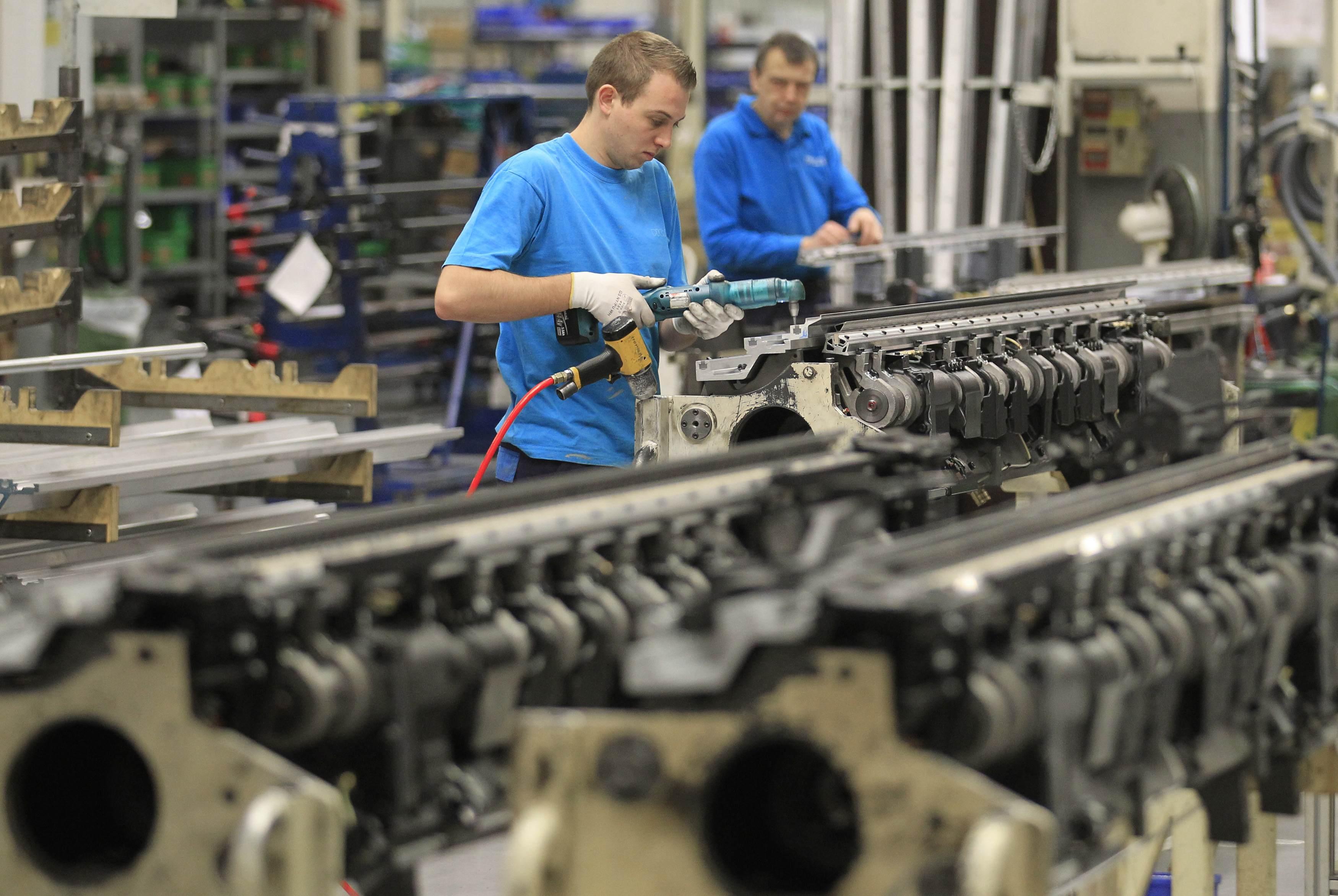 Industria, boom inatteso: è il valore più alto dal 2011