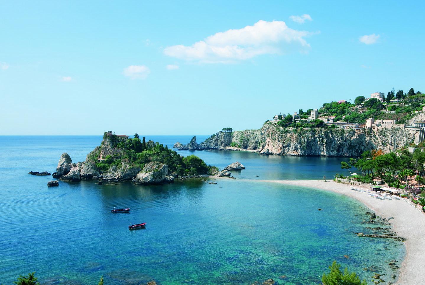 I segreti e i tesori dell 39 isola bella per promettersi amore eterno - La finestra sul mare taormina ...