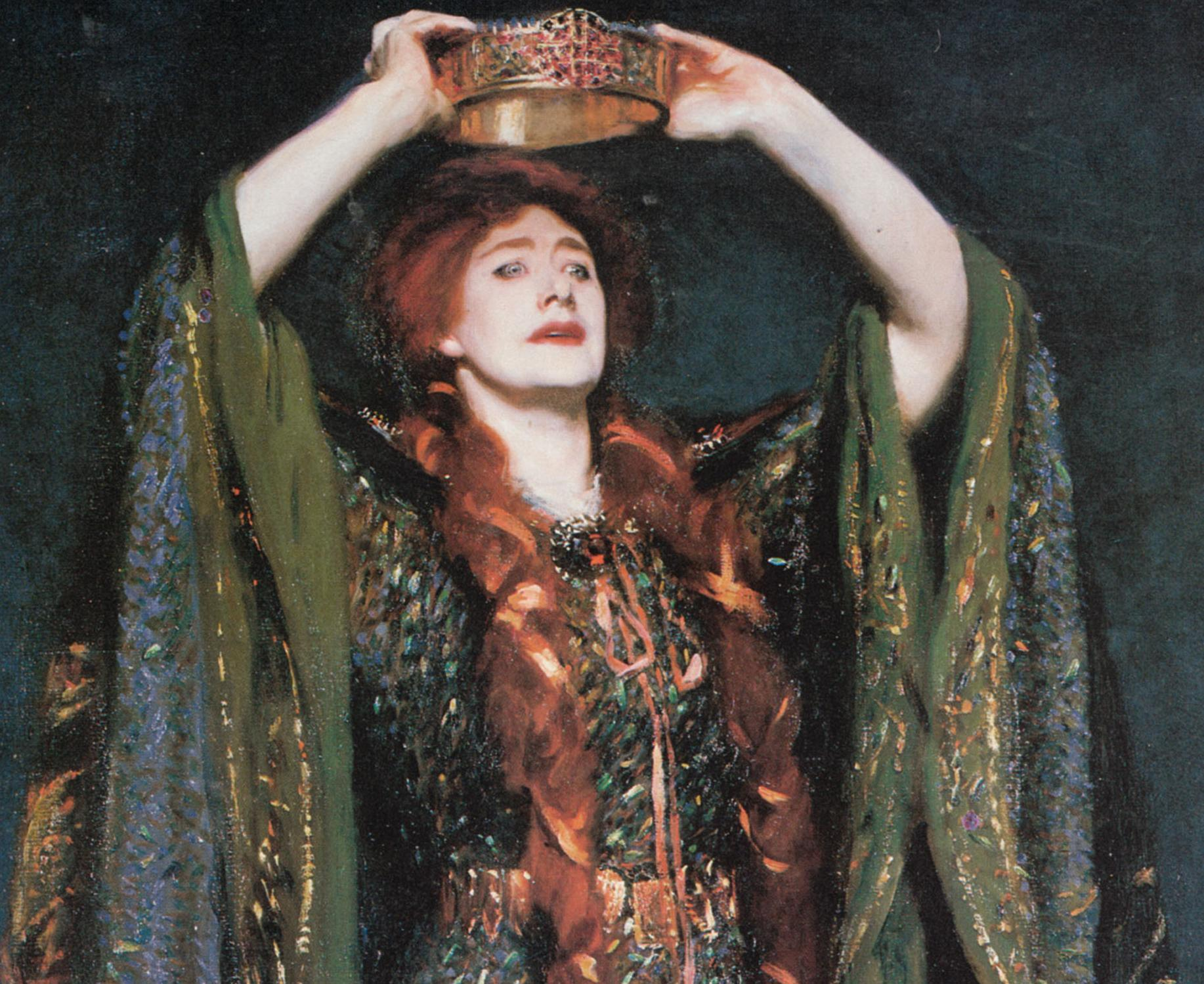 the changes in macbeths character throughout the play Lady macbeth is one of shakespeare's most famous and frightening female   between gender and power is key to lady macbeth's character: her husband  implies  by the close of the play, she has been reduced to sleepwalking through  the.
