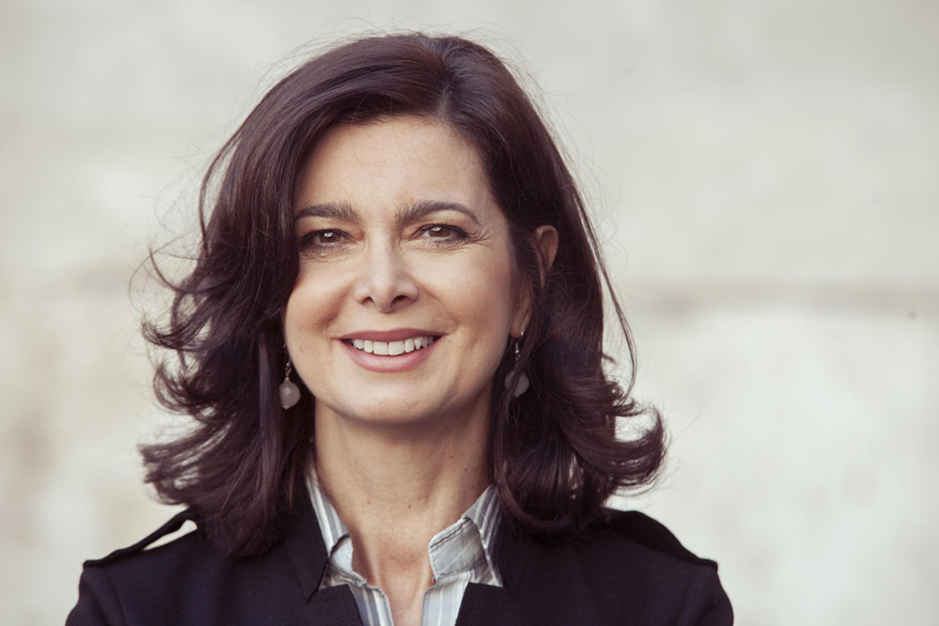 La boldrini perdona i violenti di sel for Presidente della camera attuale