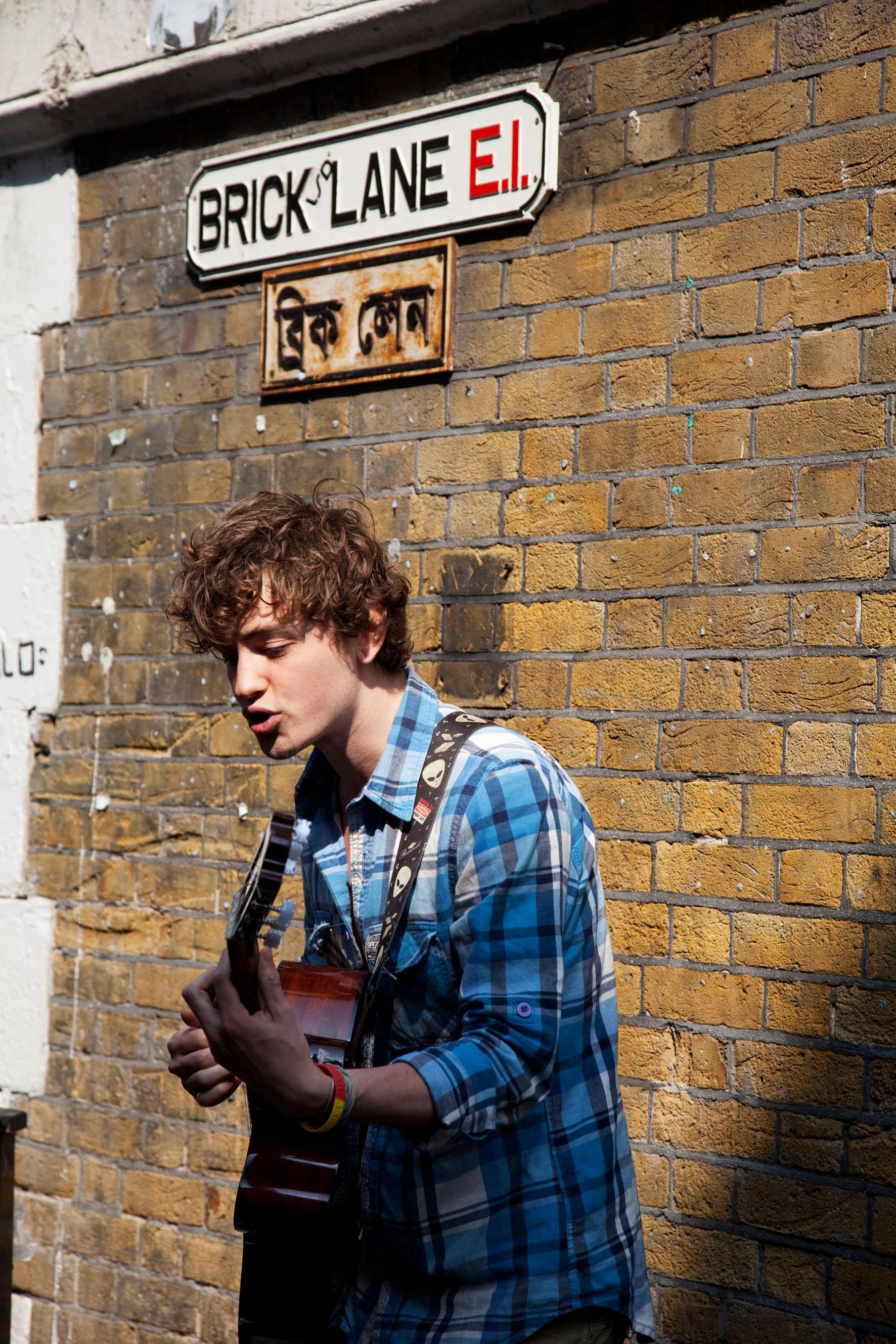 Brick Lane: Tanti Saluti Da Brick Lane La Little Italy Di Londra