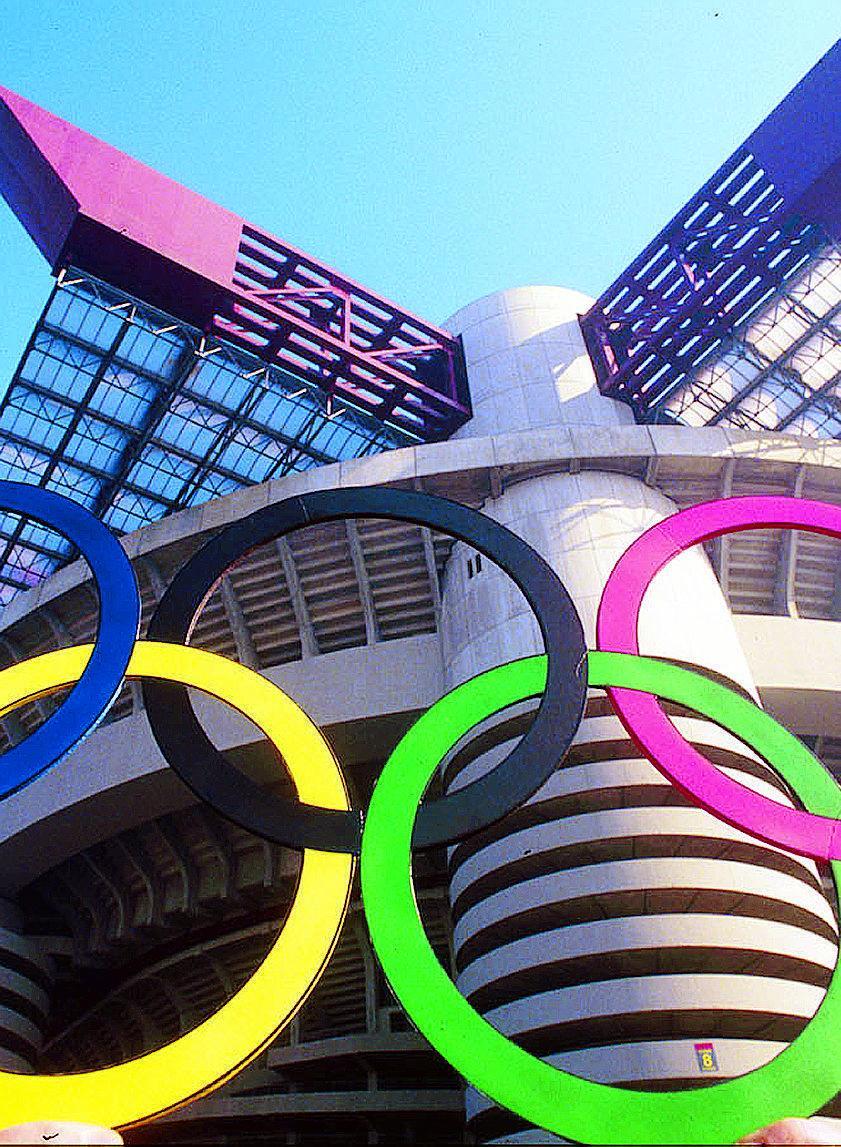 Olimpiadi pisapia gi fuori gara for Piscina olimpia milano