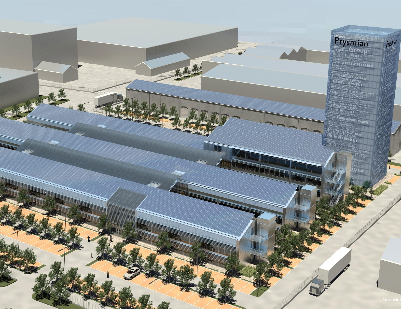 Prysmian investe 30 milioni per la nuova sede - IlGiornale.it