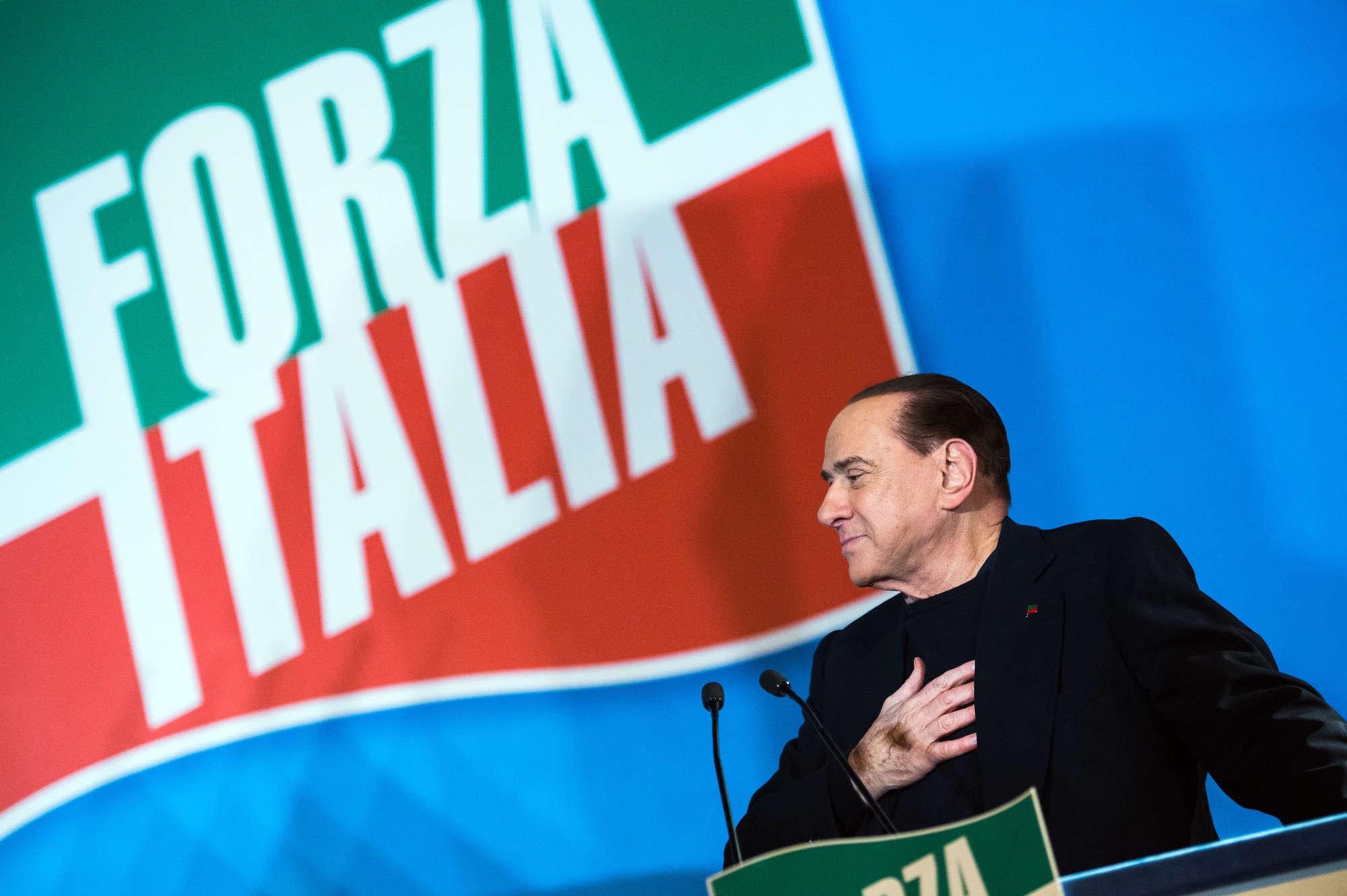 Berlusconi io ultimo premier eletto dal popolo for Deputati di forza italia