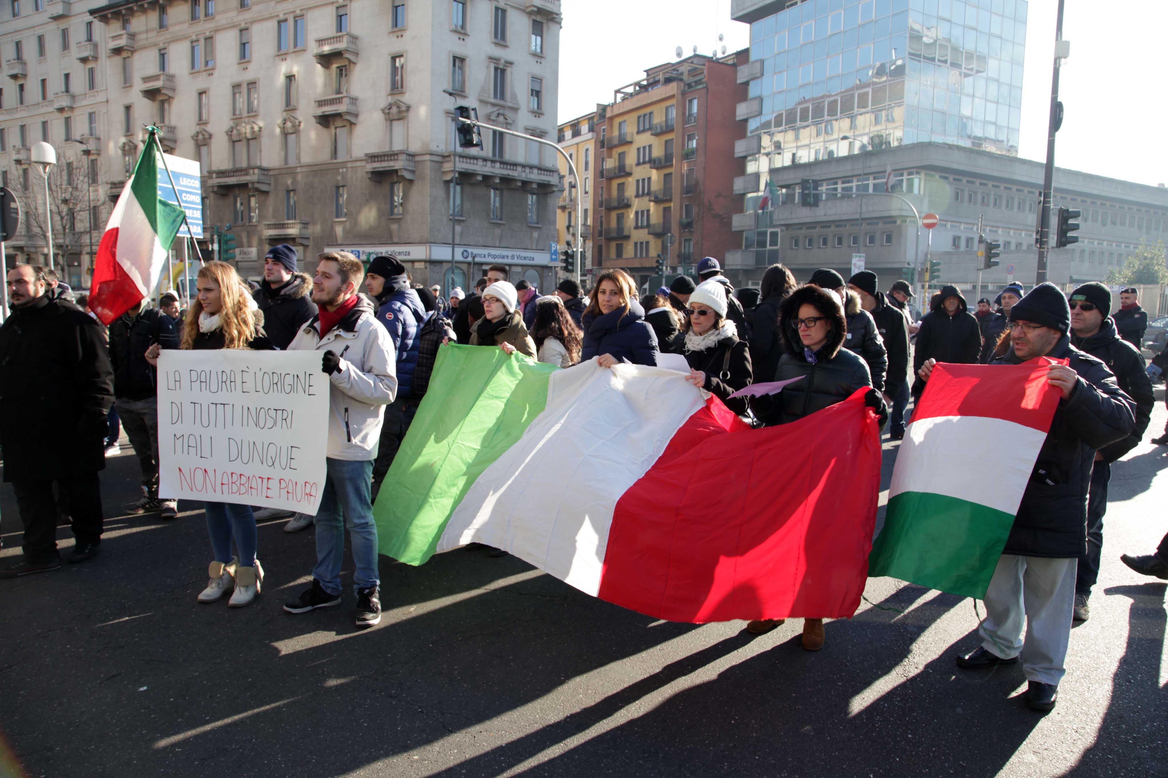 Forza italia i forconi sono la nostra gente for Forza italia deputati