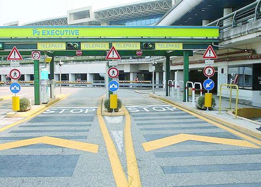 Parcheggio P2 Malpensa - Terminal 1 | Info e Prezzi