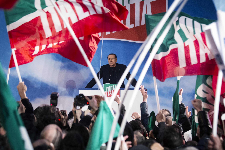 Forza italia la verit for Senatori di forza italia