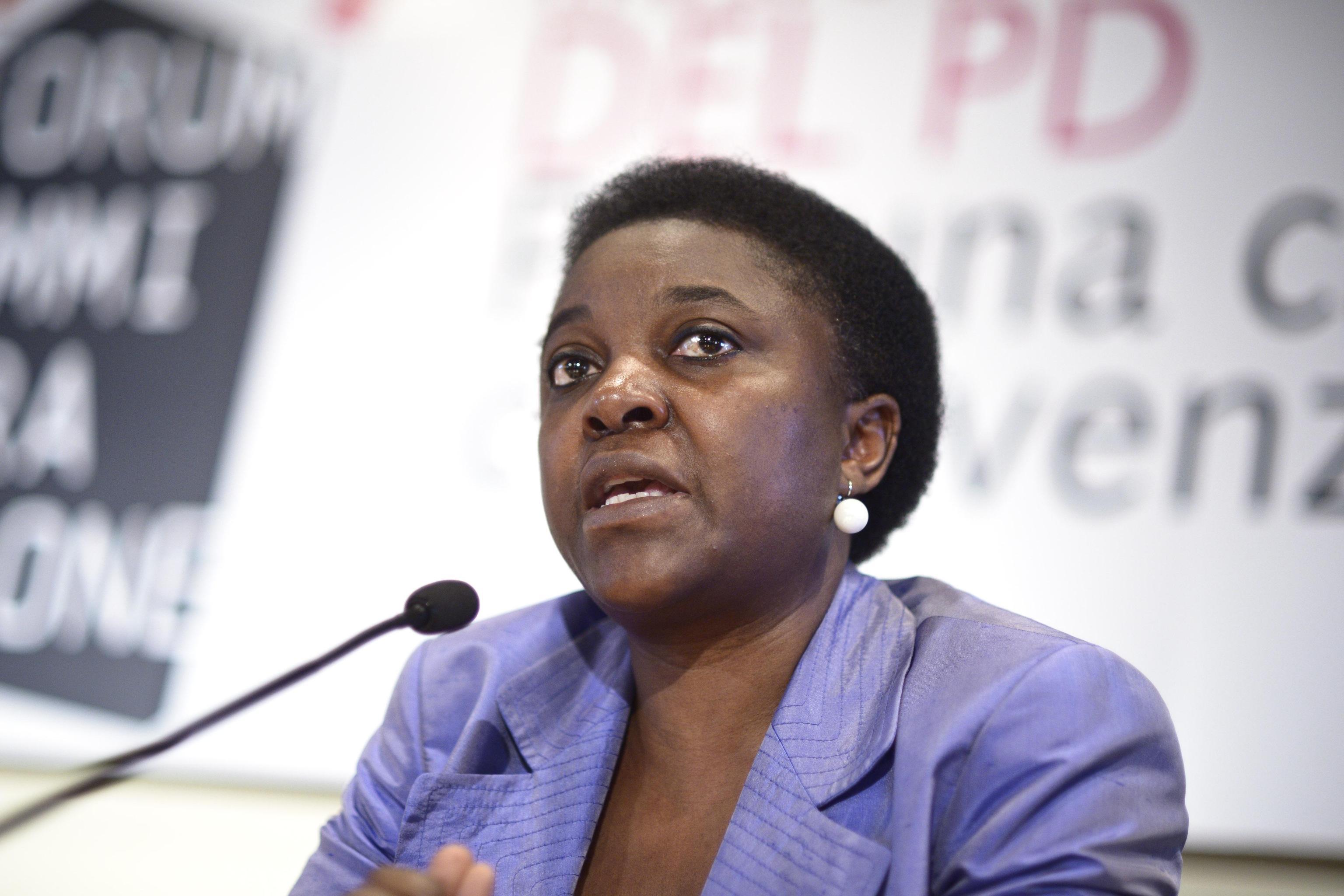 Kyenge di nuovo al governo for Nomi politici italiani