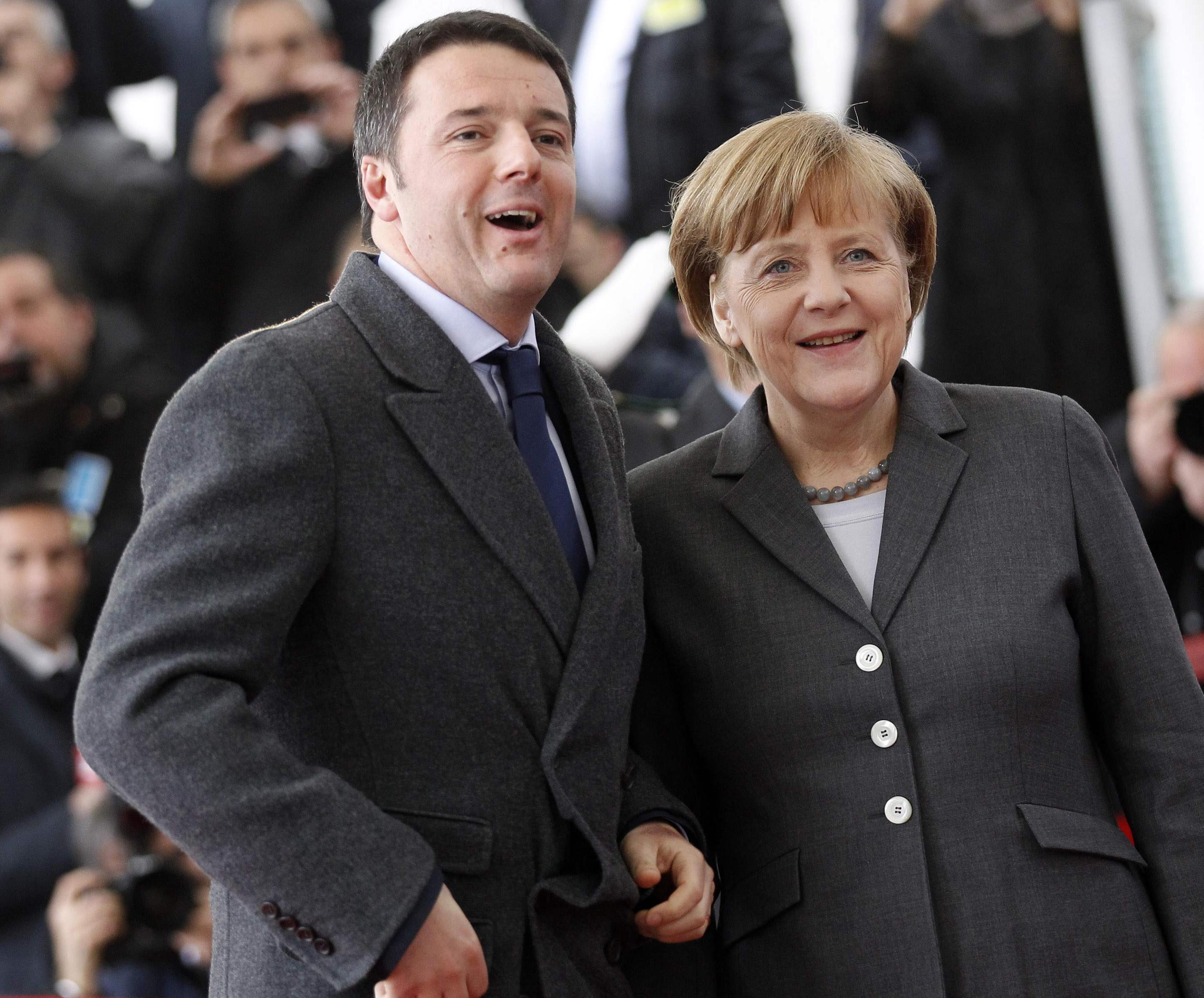 Manovra, la Germania ora chiede sanzioni contro Renzi