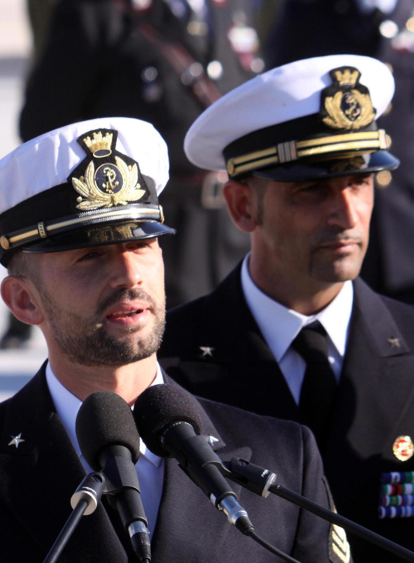 """L'India: """"Il Marò Latorre in Italia fino alla fine dell'arbitrato"""""""