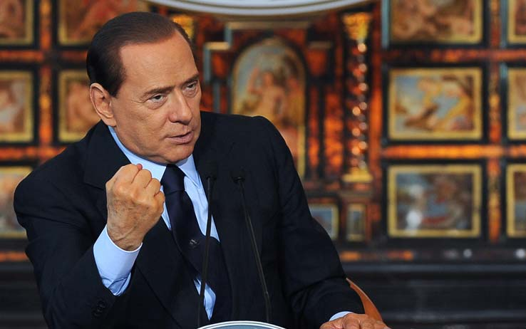 Jet Privato Di Silvio Berlusconi : Berlusconi inguaia il premier Â«sul nuovo senato noi