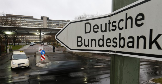 Pensioni, Bundesbank:
