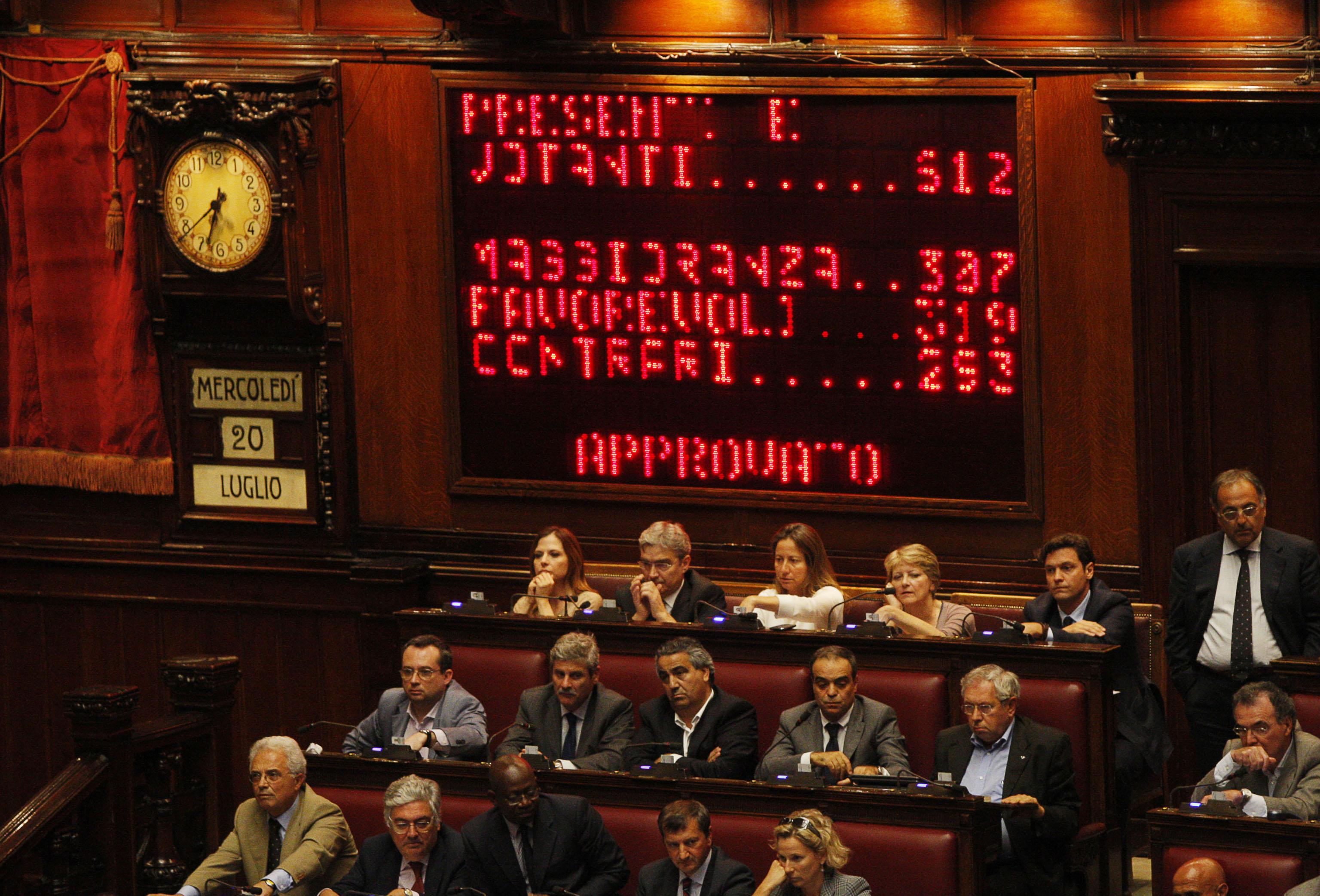 Ecco il tesoretto dei parlamentari for Camera deputati telefono