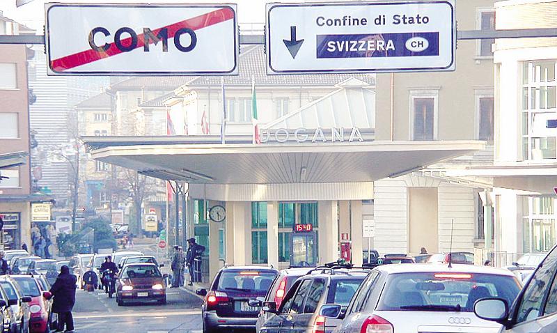 """Il Ticino al voto per lasciare fuori i frontalieri: """"Prima i nostri"""""""