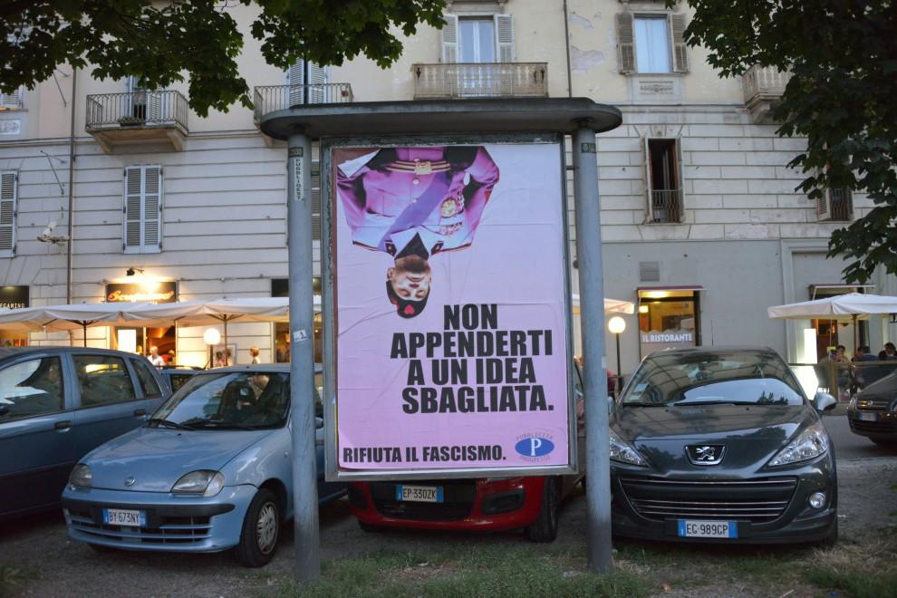 Falsa Pubblicit 195 Progresso C 195 168 Mussolini A Testa In Gi 195 185