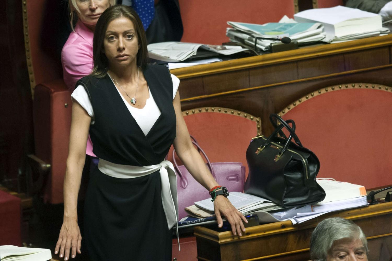 Maria rosaria rossi voto in primavera candidiamo un for Senatori di forza italia