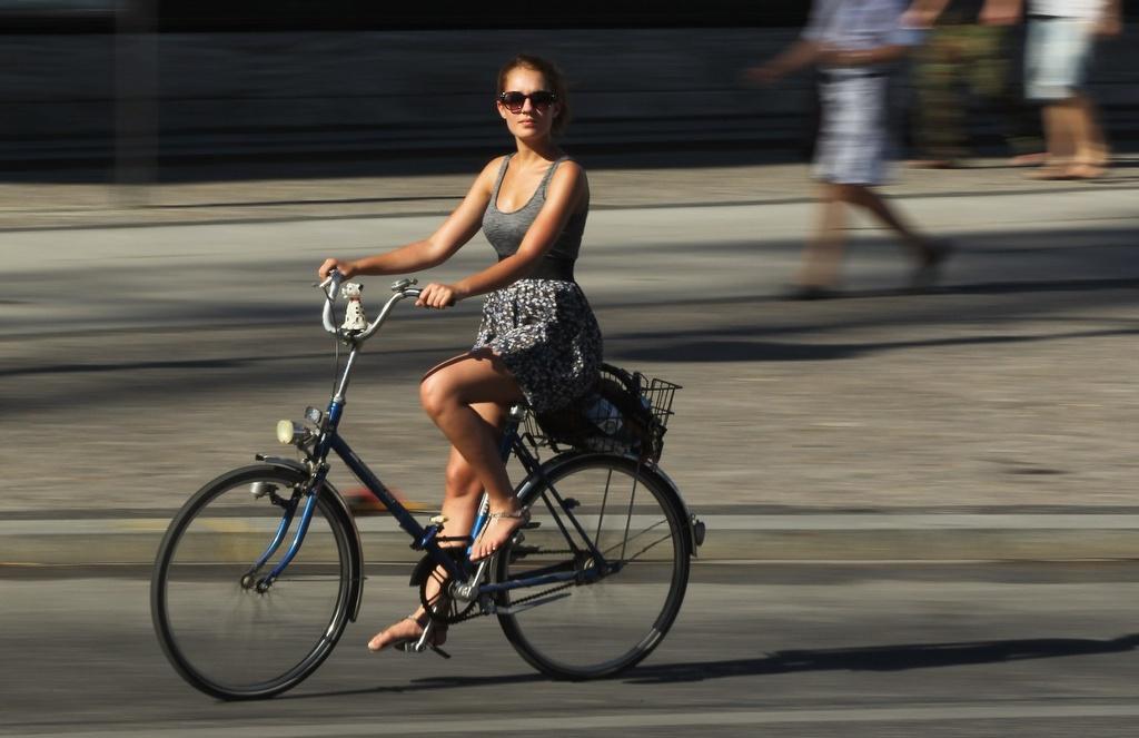 La Ricerca Stare Tanto Tempo Sulla Bicicletta Causa Problemi A