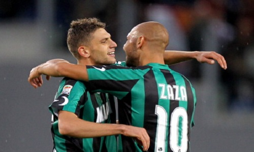 Zaza i Berardi će biti otkupljeni od Juventusa
