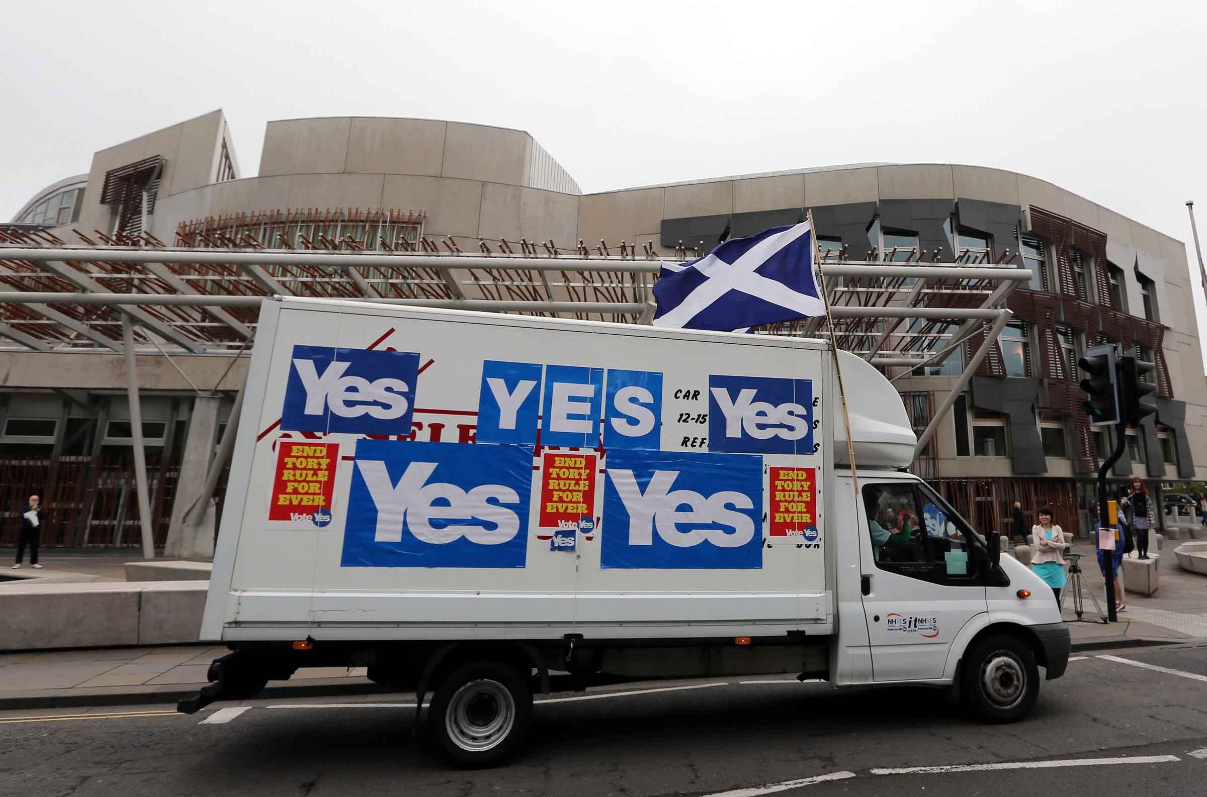Scozia indipendente regno unito potrebbe essere fuori dall 39 ue - Cerco piscina fuori terra ...