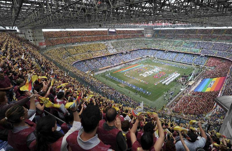 terzo anello stadio san siro milan - photo#43