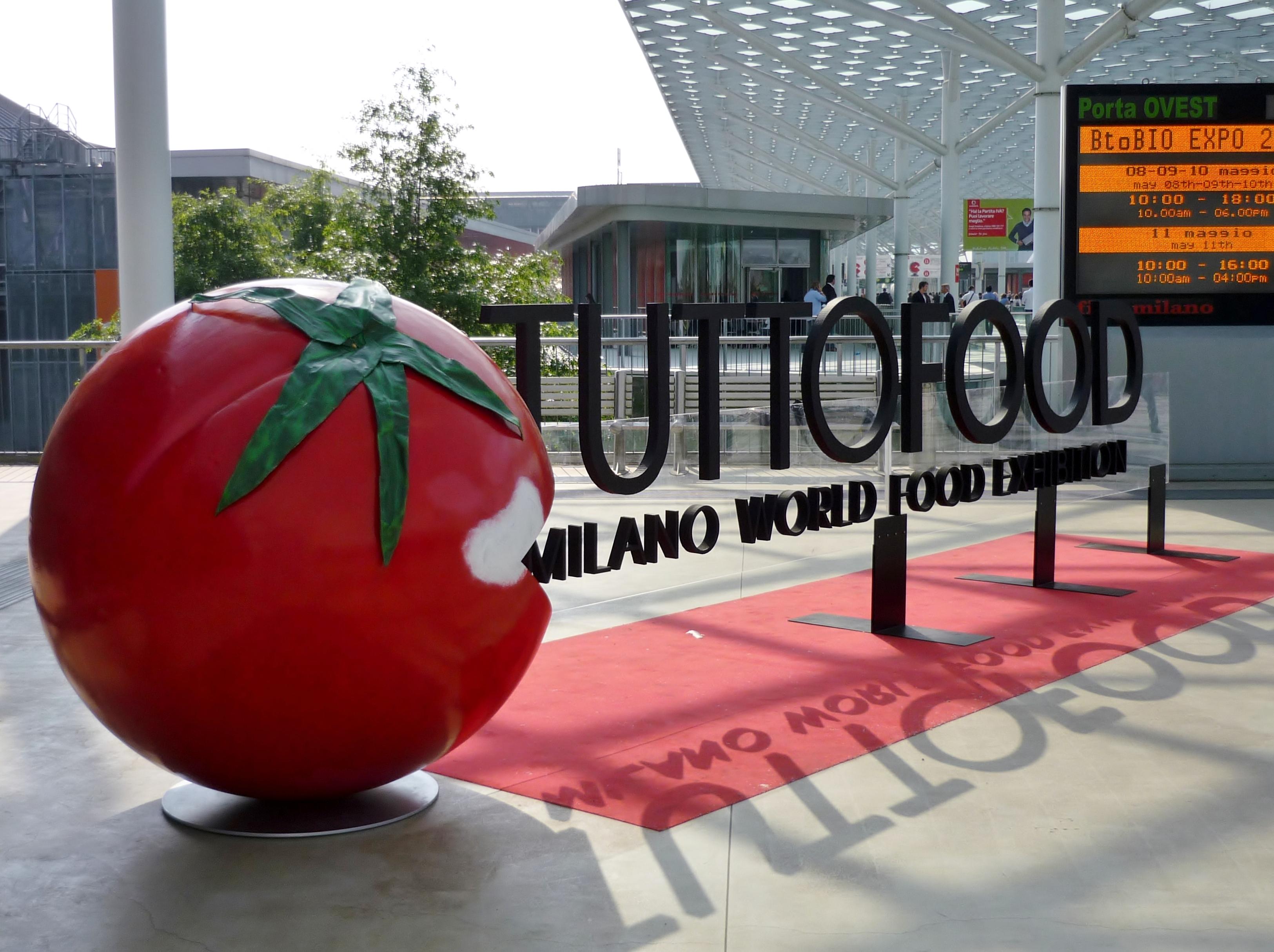 Cento pmi lombarde gratis a tuttofood ultimi giorni per for Milano fiera